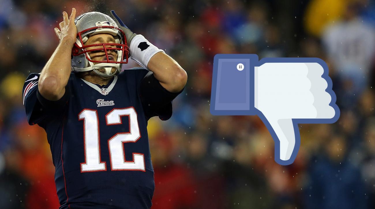 tom brady facebook deflategate