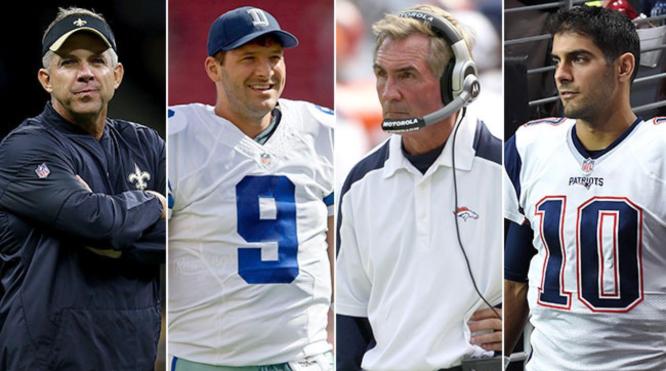 meet 3f267 93783 Eastern Illinois NFL Alums Romo, Garoppolo, Payton | SI.com
