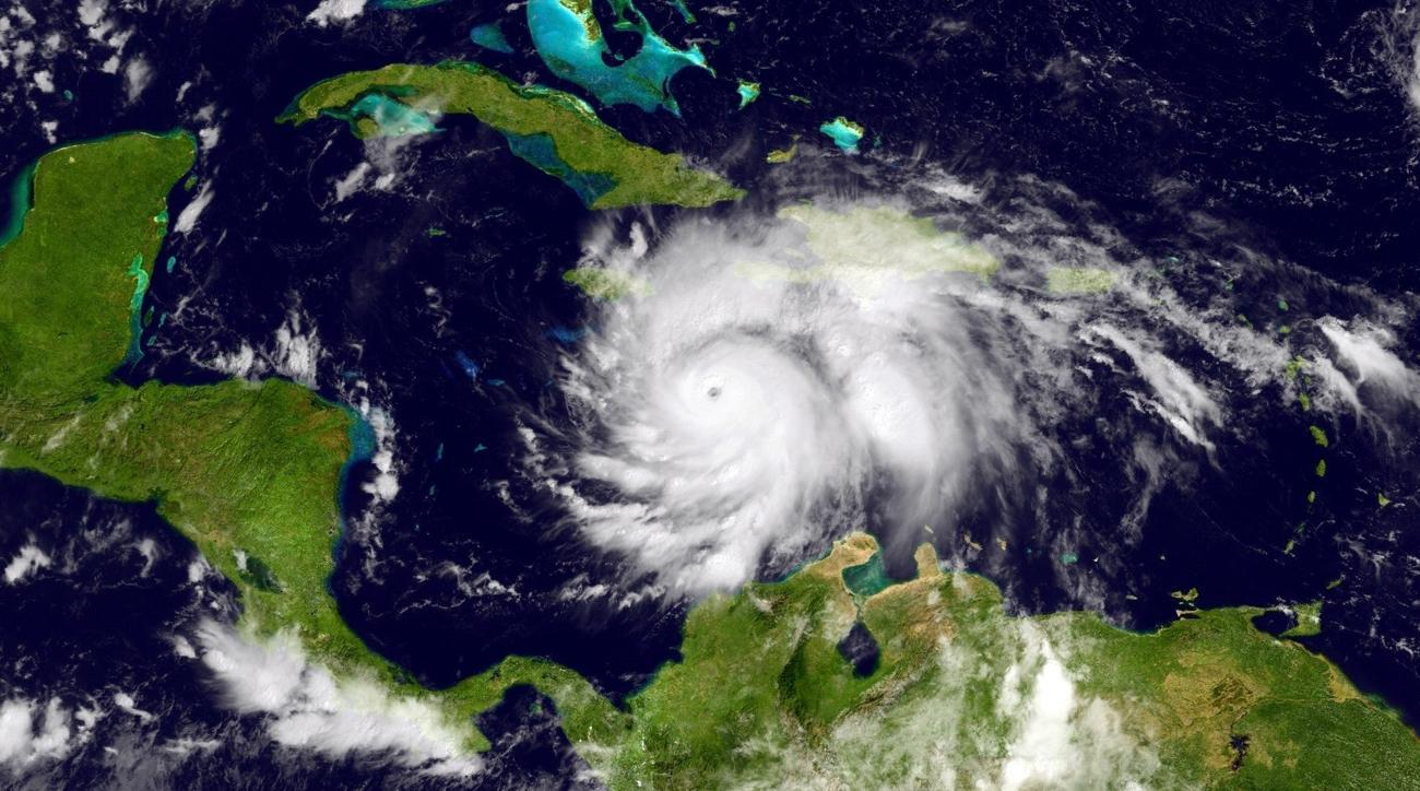 hurricane matthew tracker sports cancellations postponed