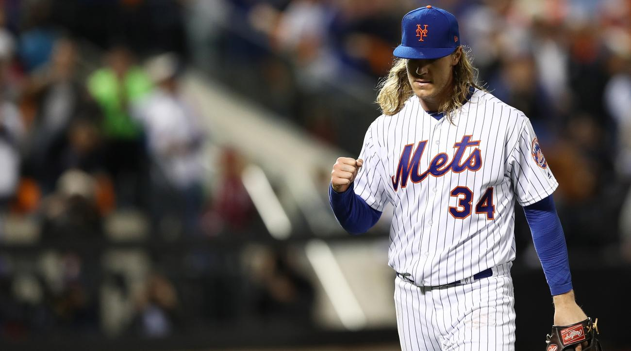 mets noah syndergaard twitter playoffs loss