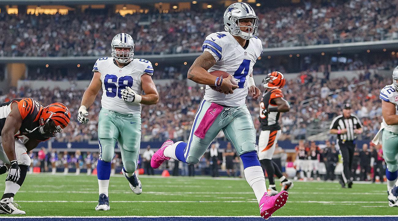 Dak Prescott: Tony Romo injury return shouldn't force Cowboys to sit rookie