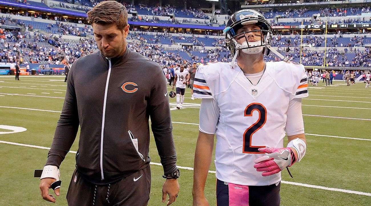 NFL Week 5: Jay Cutler's Bears career, Frank Gore passing Jim Brown