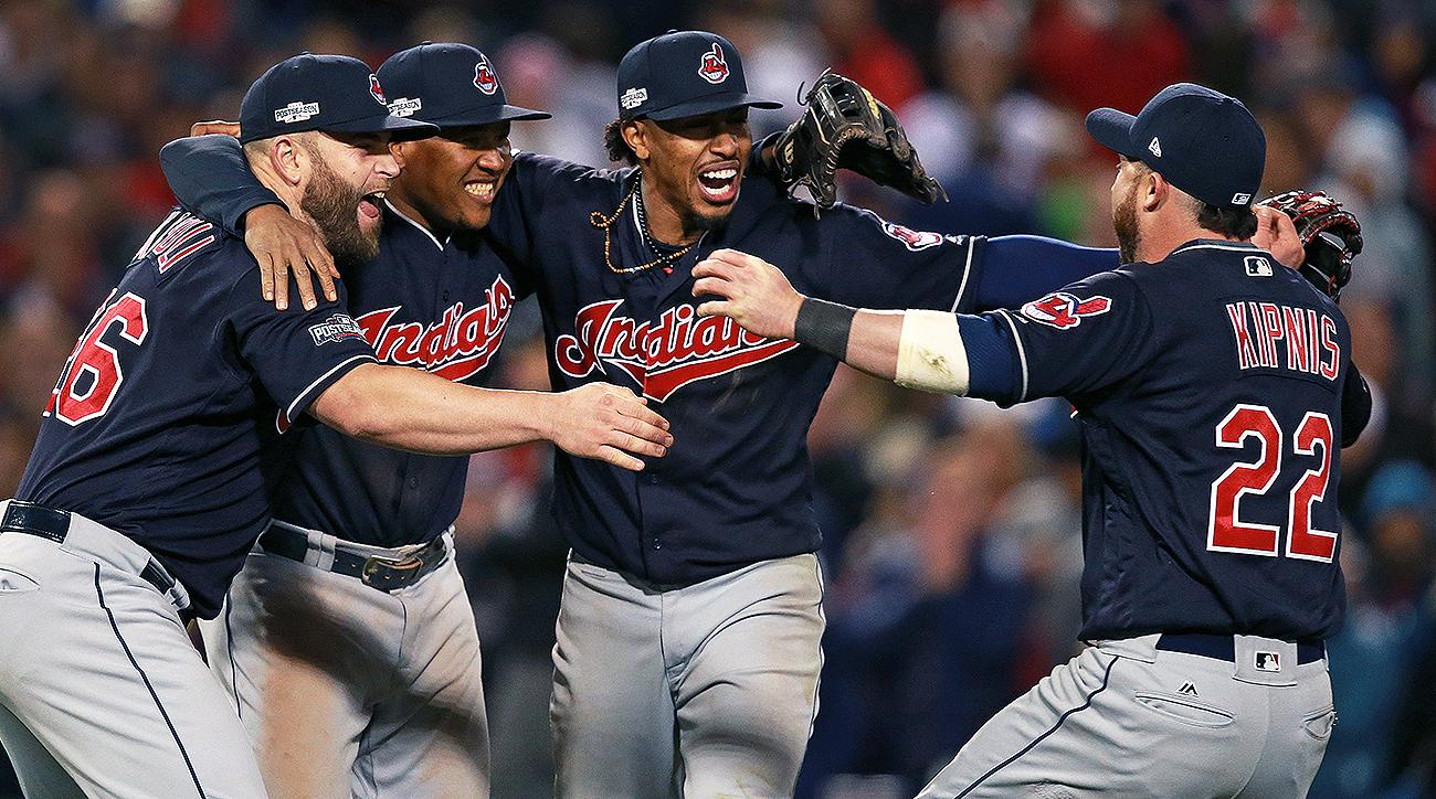 88d41f38b ALCS: Blue Jays-Indians face off with World Series berth at stake ...