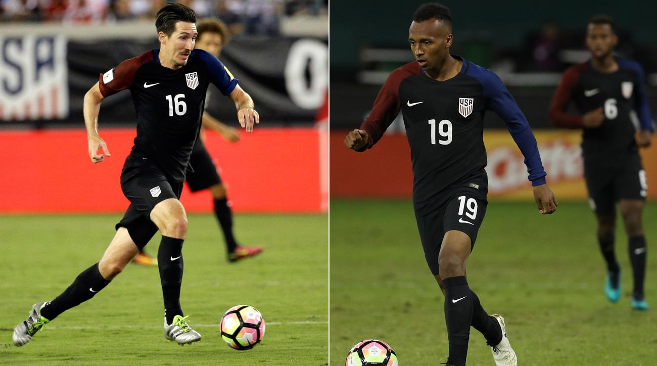 Sacha Kljestan and Julian Green showed well in the USA's 1-1 draw vs. New Zealand