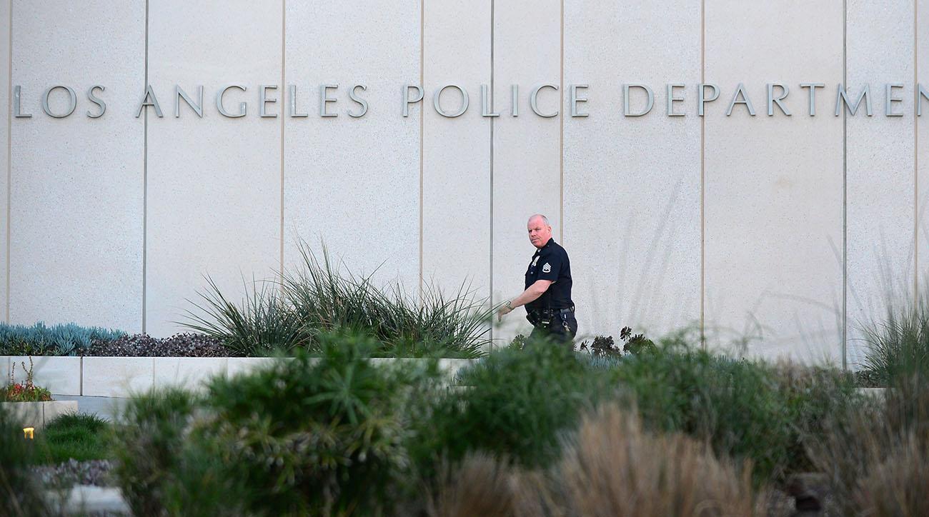 los angeles police department derrick rose detective