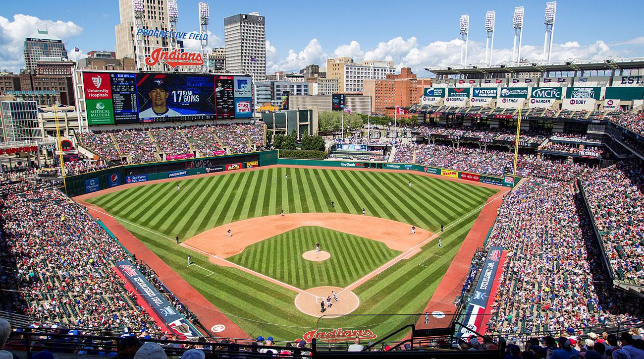 Progressive Field, Cleveland Indians