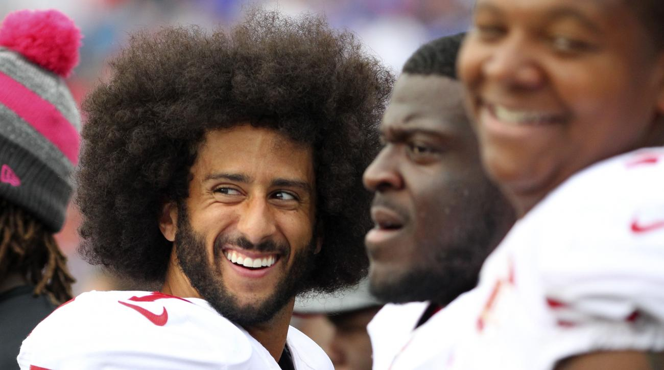 NAACP Wants Meeting with NFL Commissioner About Kaepernick