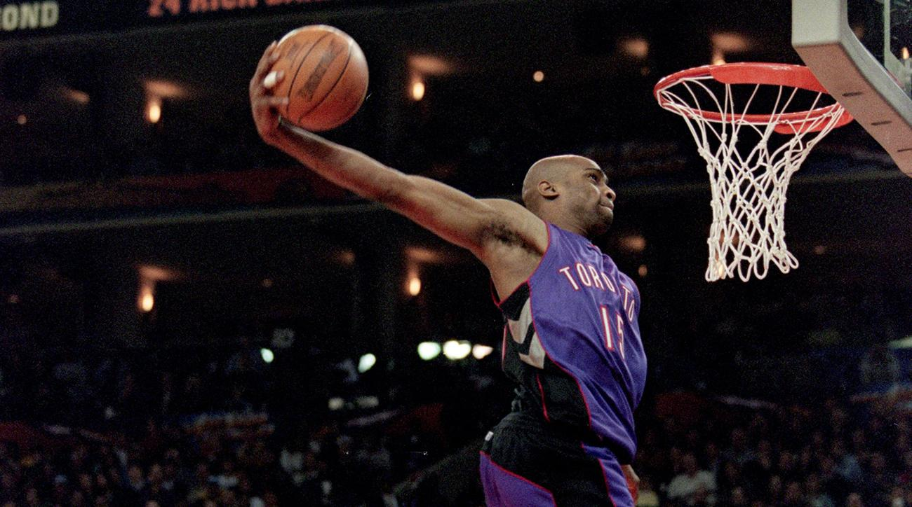 Vince Carter: I could maybe compete in the Slam Dunk ...