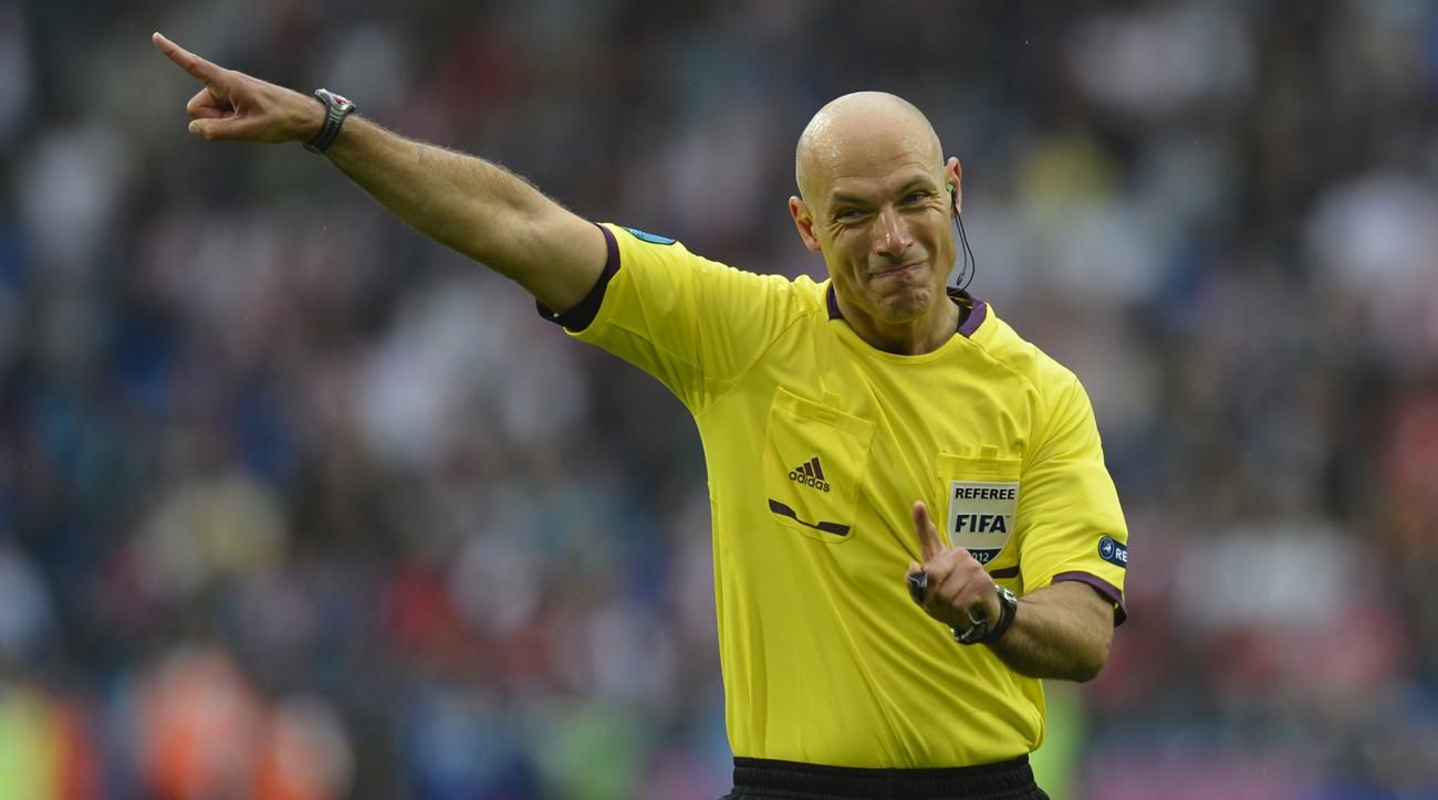 Howard Webb reveals he had a bout with OCD throughout his career