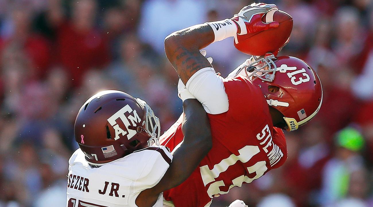 Alabama Vs Texas A M Imperfect Crimson Tide Trounce Aggies Si Com