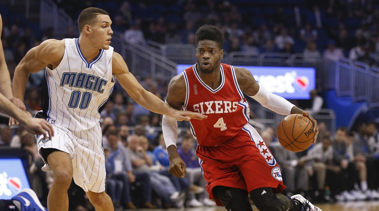 nerlens noel philadelphia 76ers aaron gordon orlando magic