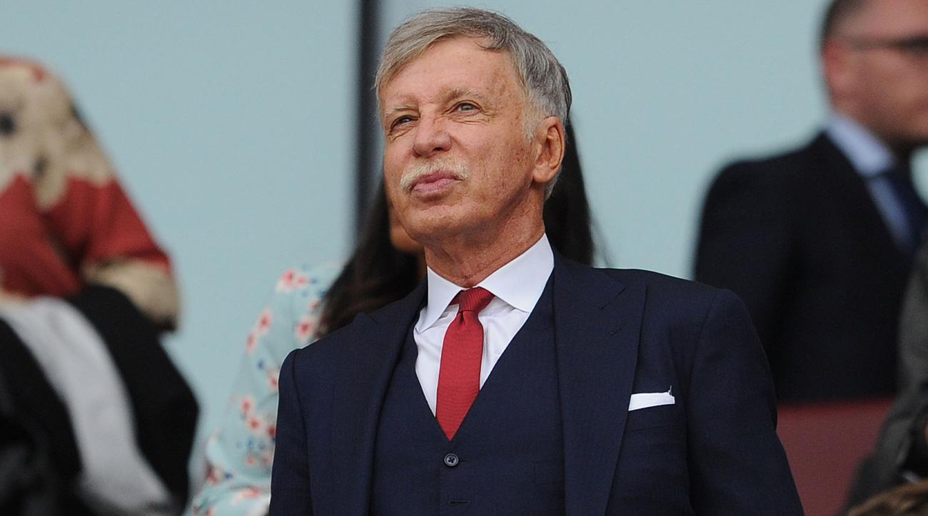 Kroenke sends out statement on Arsenal ownership