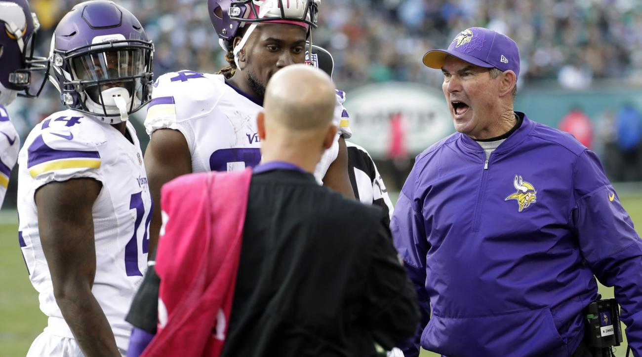 Vikings' Mike Zimmer's stuffed animal murder motivation