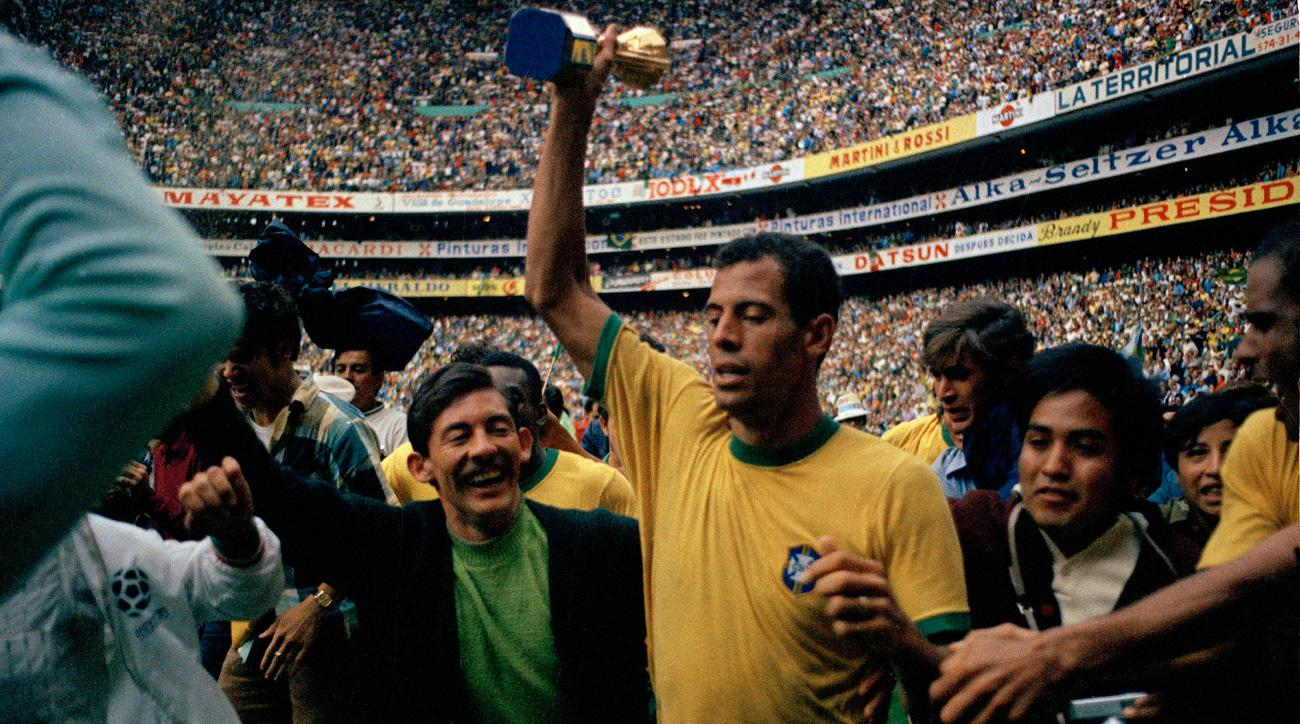 Carlos Alberto, Brazil's 1970 World Cup-winning captain, has died at 72