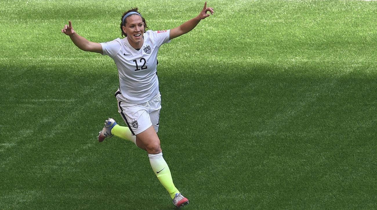 Former USWNT star Lauren Holiday in recovery after surgery for brain tumor