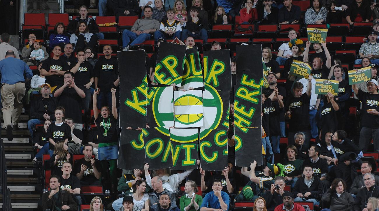 NBA Seattle: Chris Hansen to fund arena construction