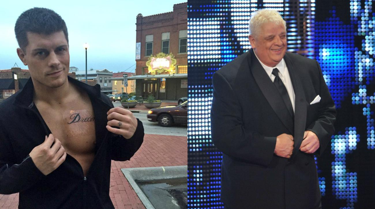 Cody Rhodes on father Dusty Rhodes' legacy
