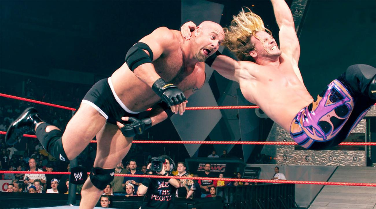 Week in Wrestling: Goldberg and Chris Jericho; Ospreay