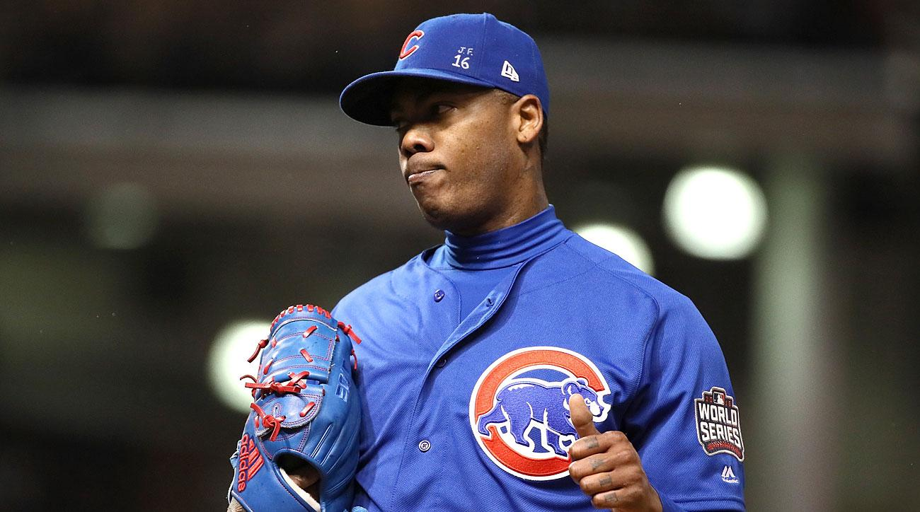 info for e44e8 7a34f Aroldis Chapman: How one Cubs fan deals with his domestic ...