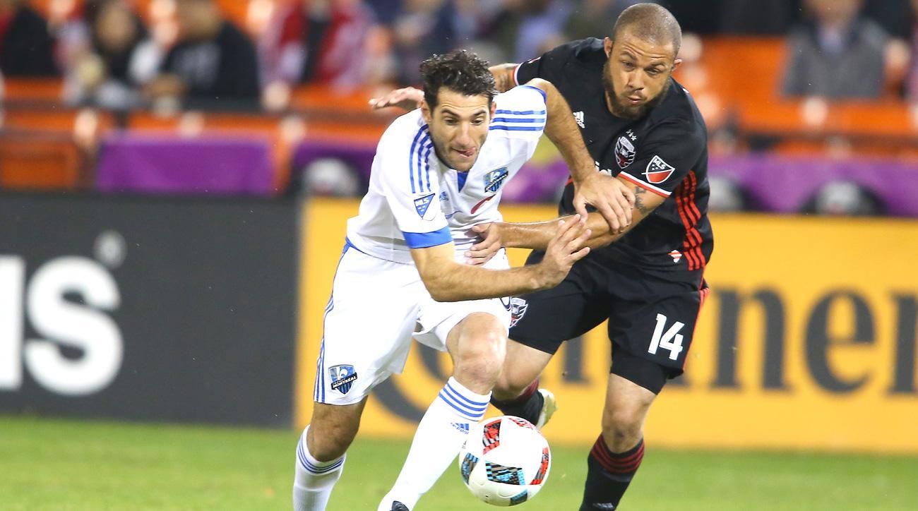 Ignacio Piatti and the Montreal Impact demolished D.C. United in the MLS playoffs