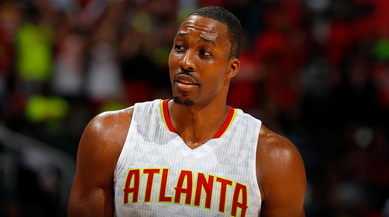 dwight howard hawks center has altercation with fan si com
