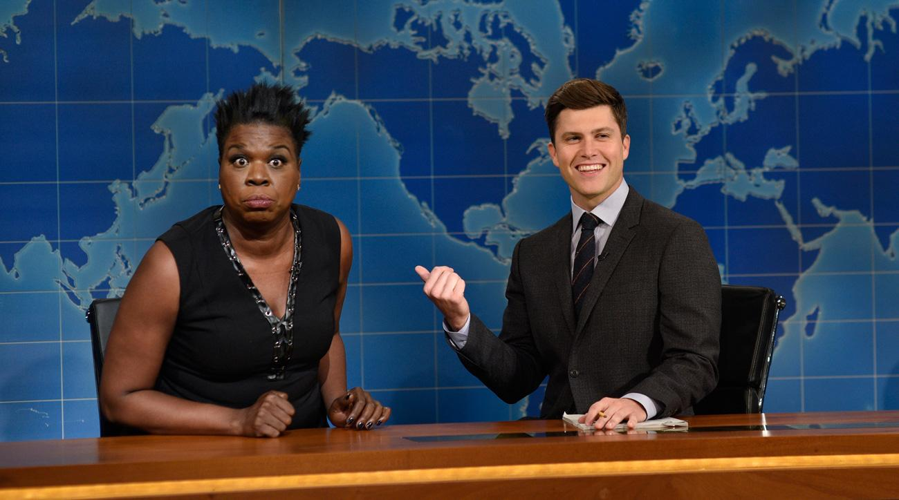 Leslie Jones can't stop tweeting about the MLS playoffs