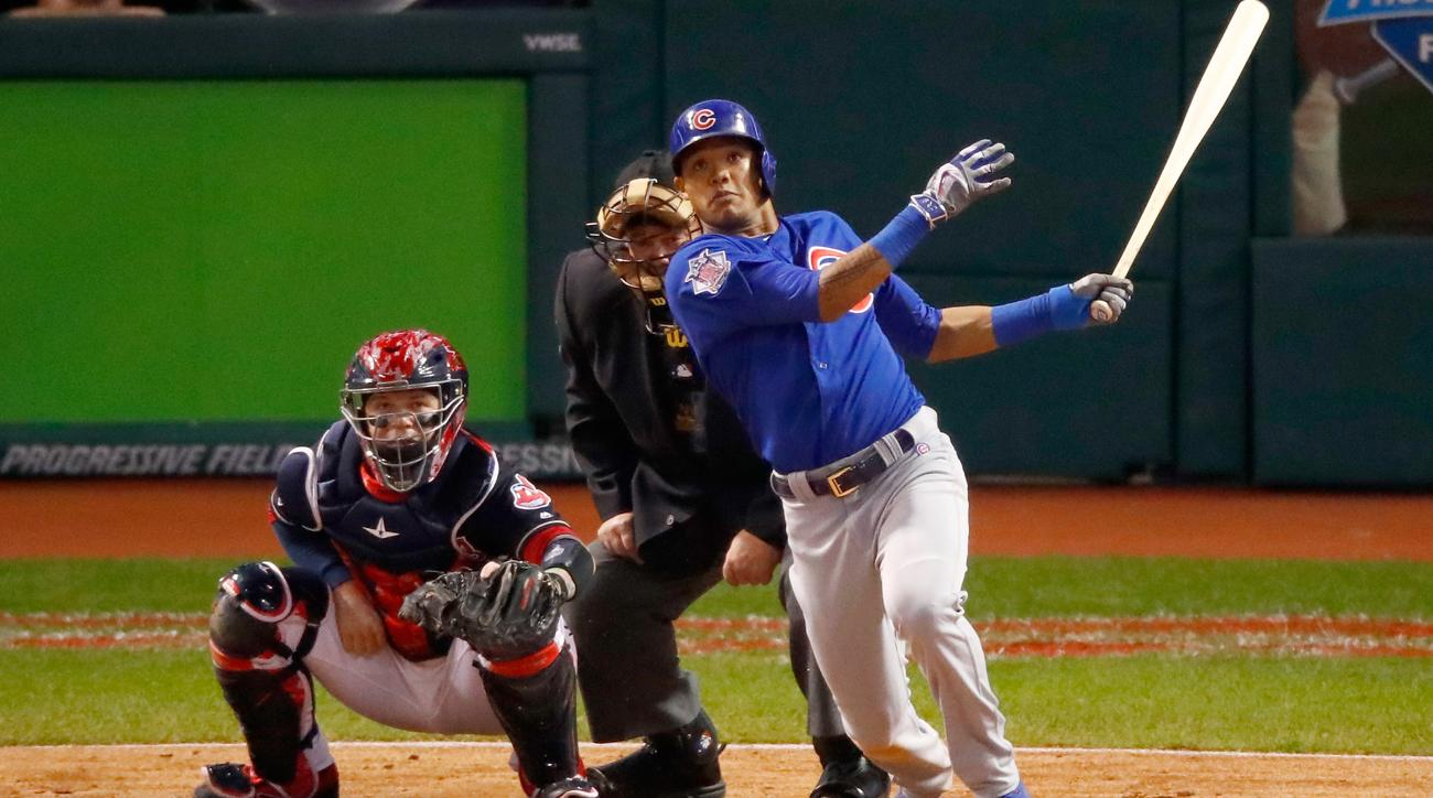 addison russell grand slam video world series game 6