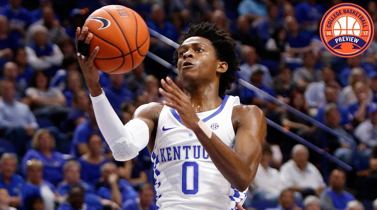 Kentucky Basketball Top 5 Point Guards Of The John: No. 3 Kentucky Preview: Freshmen Lead Wildcats Again