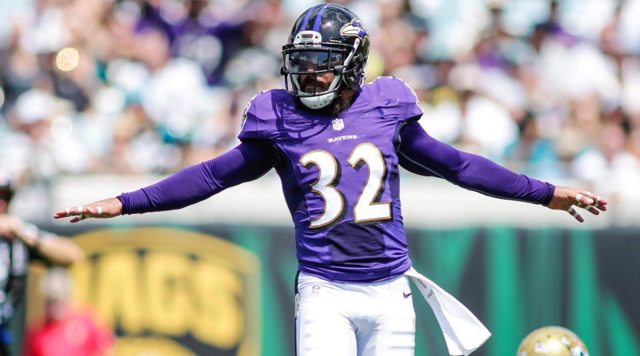 Eric Weddle, Baltimore Ravens
