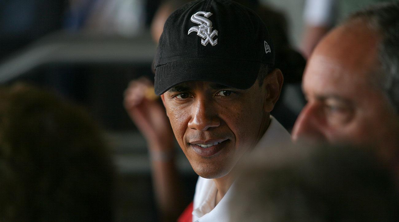 barack obama chicago cubs world series
