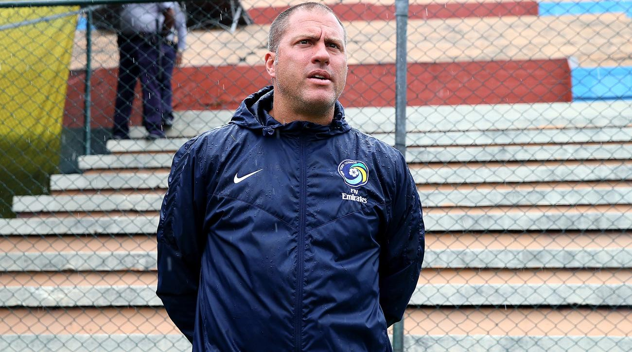 Cosmos coach Giovani Savarese could be managing in MLS sometime soon