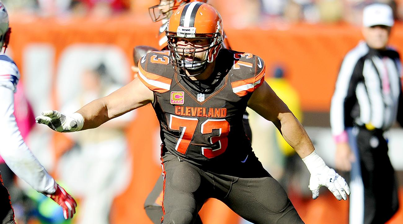 Blanket Coverage: Why Joe Thomas continues to stay with the Cleveland Browns