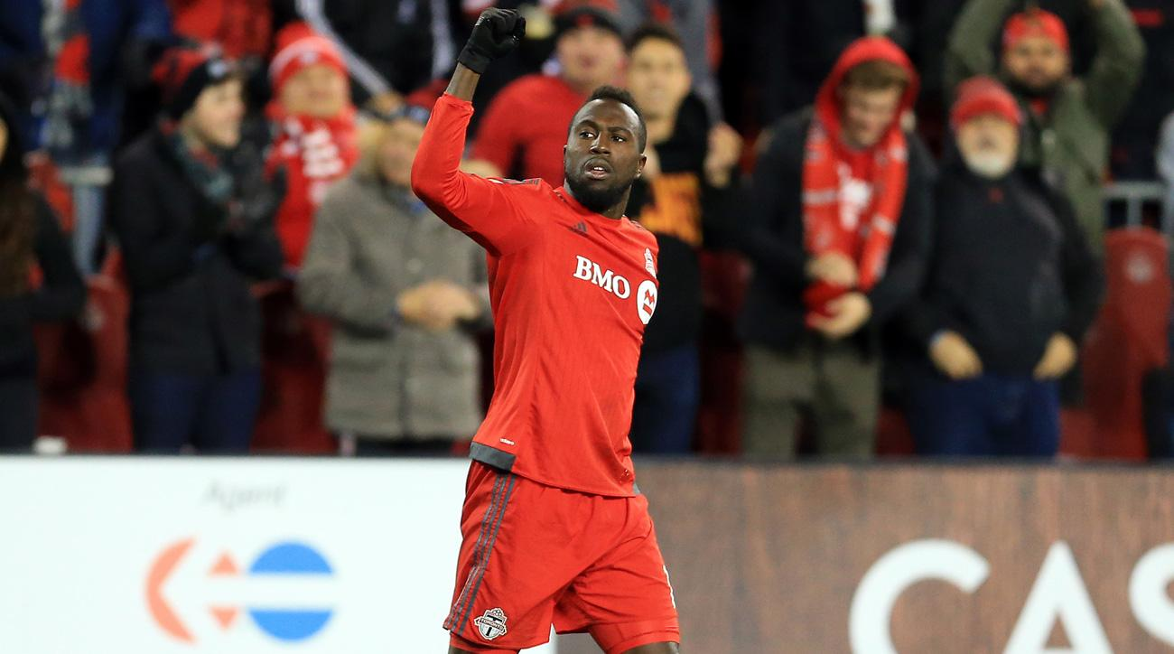 Jozy Altidore leads Toronto FC in the MLS playoffs