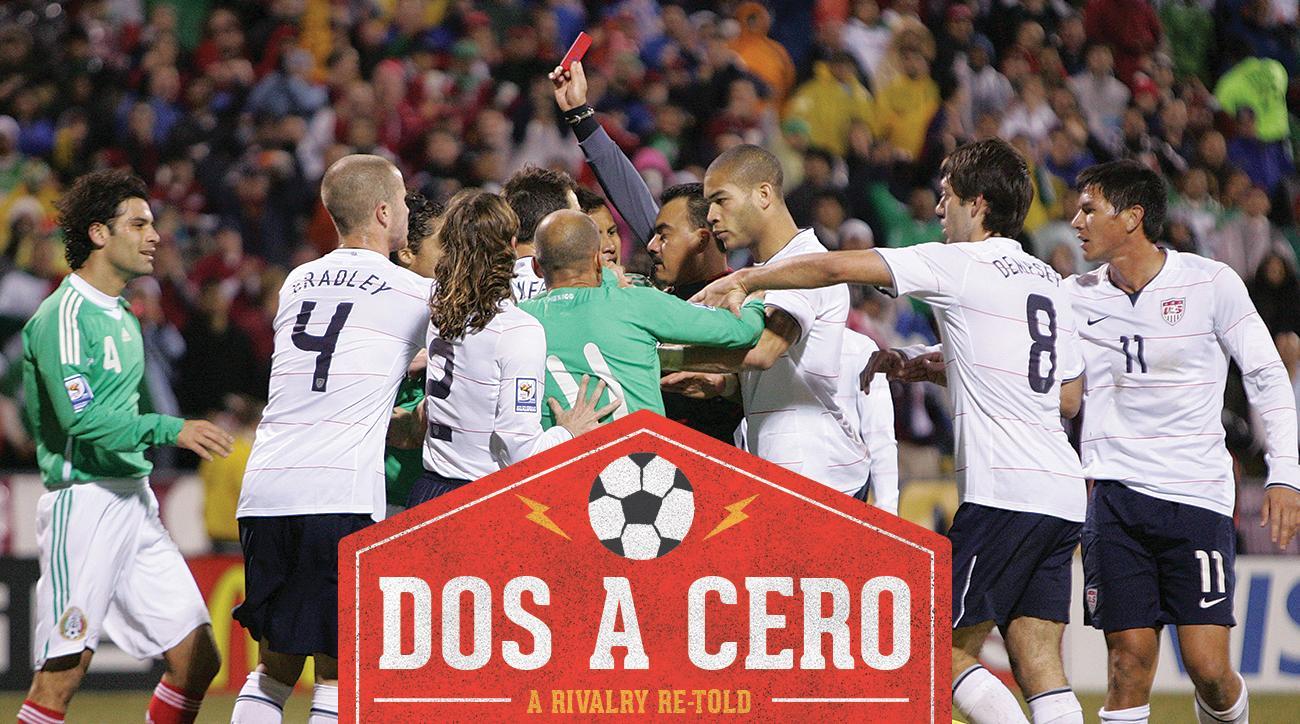 USA-Mexico Soccer Rivalry: Relive Dos A Cero Games