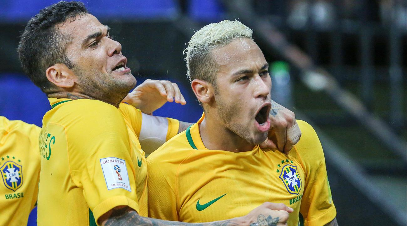 Neymar and Brazil face Argentina in World Cup qualifying