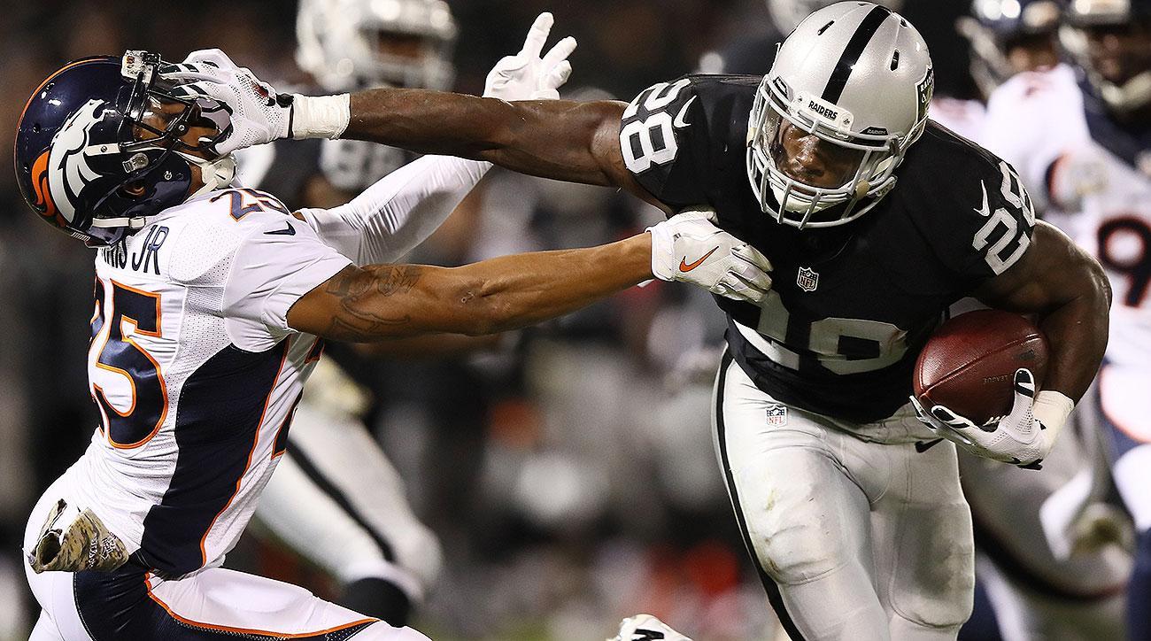 Raiders vs. Broncos: Scores, highlights, recap as Latavius Murray, Derek Carr beat Denver