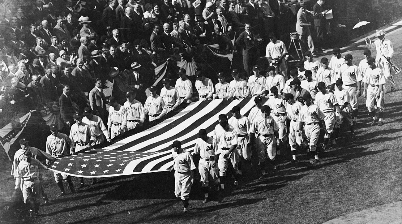 Chicago Cubs, New York Yankees, 1932 World Series