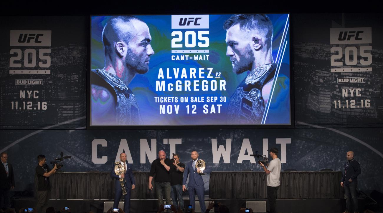 UFC 205: Should I buy the pay-per-view? (Quiz)