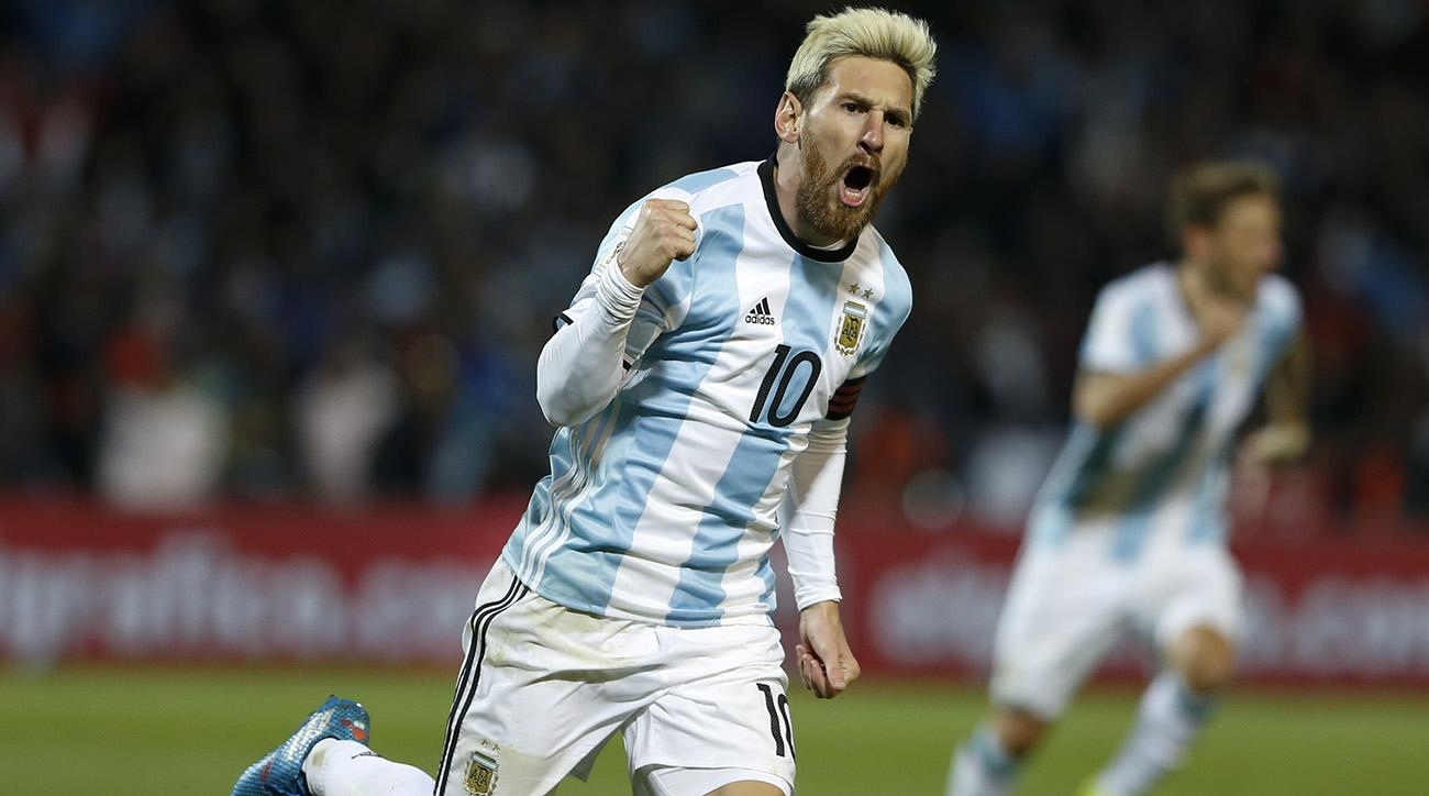 Watch Argentina play Brazil in a World Cup qualifier online through a live stream.