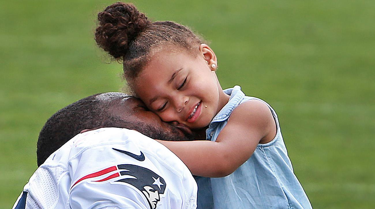 Donald Trump: Martellus Bennett writes daughter letter