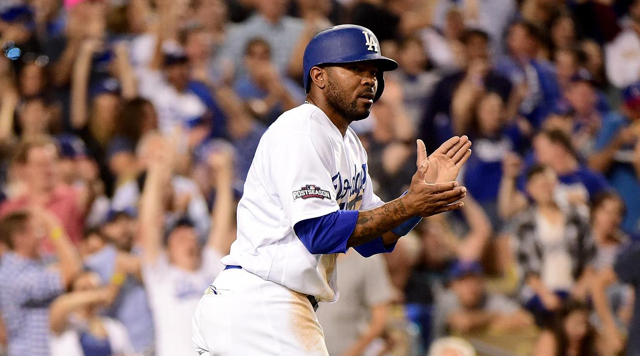 Howie Kendrick was traded from the Dodgers to the Phillies.