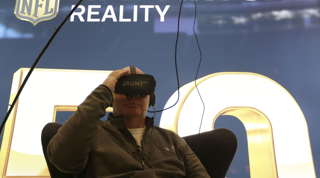 nfl virtual reality