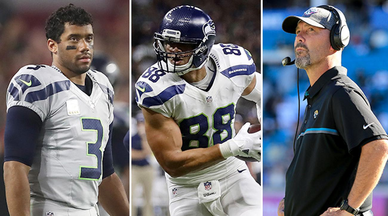 Schedule Makers Blew It on Pats-Seahawks, The People Vs. Jimmy Graham, Keeping Gus Bradley Alive