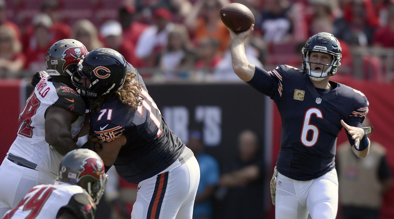 Jay Cutler: Bears QB's interceptions vs Bucs (video)