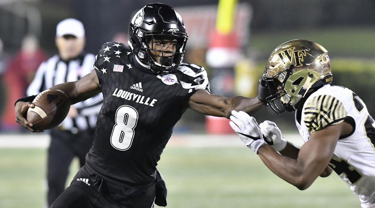 College football rankings: Ohio State, Louisville rise
