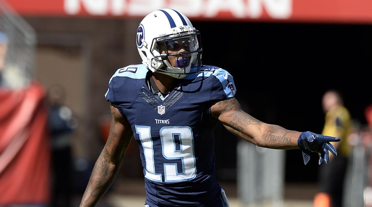 NFL celebration penalty: Titans WR pretends to sleep