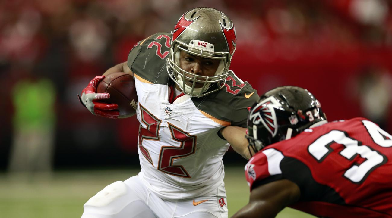 Carlos Hyde, Doug Martin: Fantasy football injuries