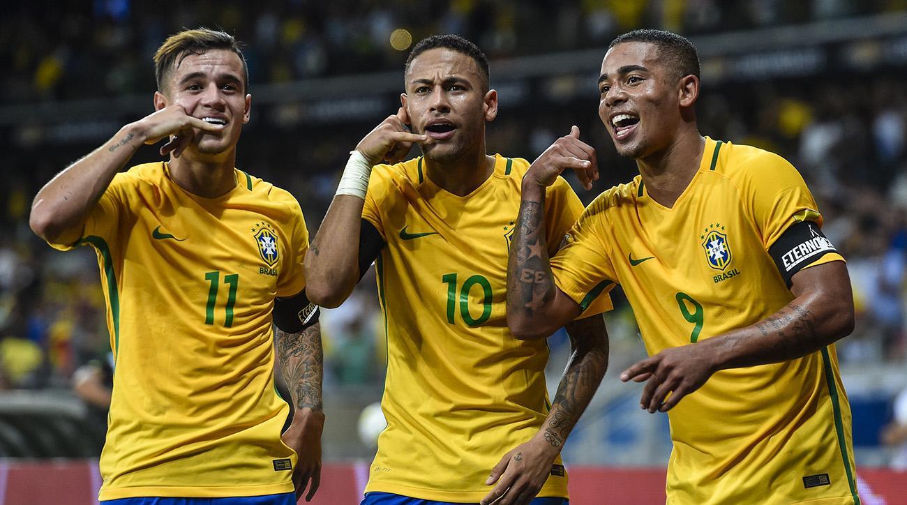 Watch Peru vs Brazil online with a live stream.