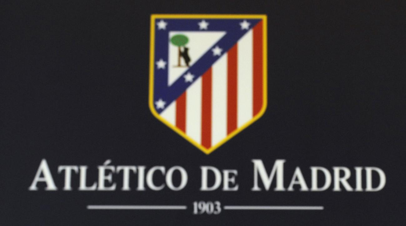 Atletico Madrid: Women's player filmed in shower