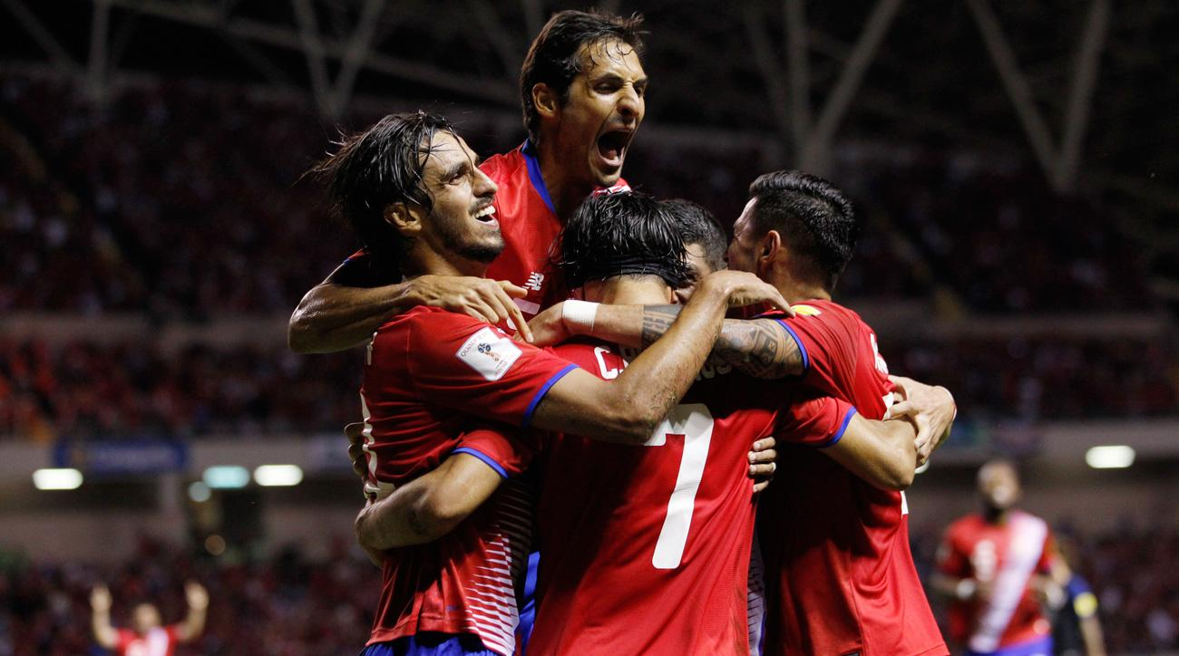 Costa Rica destroys the USA in a World Cup qualifier